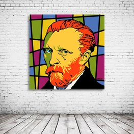 Pop Art Vincent Van Gogh
