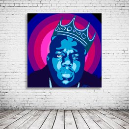 Pop Art Notorious BIG