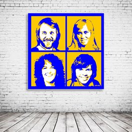 Pop Art ABBA