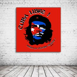 Che Guevara Cuba Libre