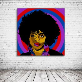 Pop Art Lauryn Hill