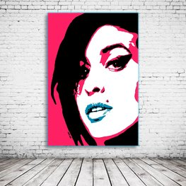 Pop Art Amy Winehouse