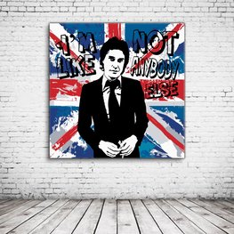 Ray Davies The Kinks Pop Art