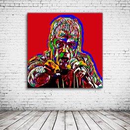 Henry Rollins Pop Art