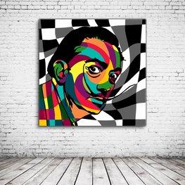 Pop Art Salvador Dali