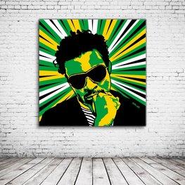 Pop Art Shaggy