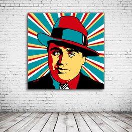 Pop Art Al Capone