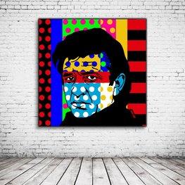 Pop Art Johnny Cash