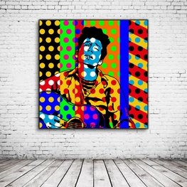 Pop Art Bob Dylan