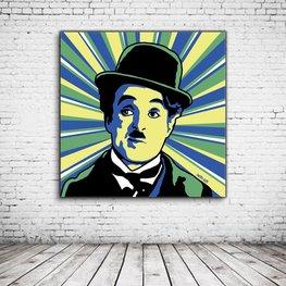 Pop Art Charlie Chaplin