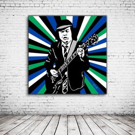 Pop Art Angus Young