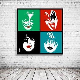 Kiss Rock Art