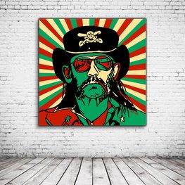 Pop Art Lemmy Kilmister
