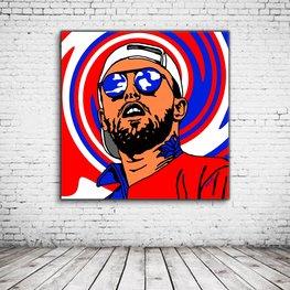 Pop Art Mac Miller