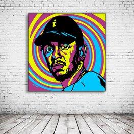 Pop Art Kendrick Lamar