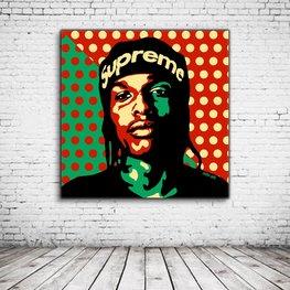 Pop Art ASAP Rocky