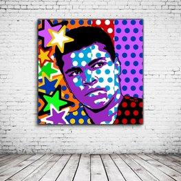 Pop Art Muhammad Ali