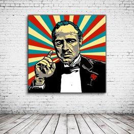 Pop Art The Godfather