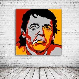 Jacques Brel Pop Art