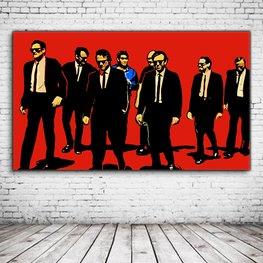Pop Art Reservoir Dogs