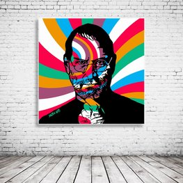 Pop Art Steve Jobs