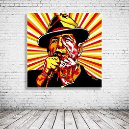 Pop Art Leonard Cohen