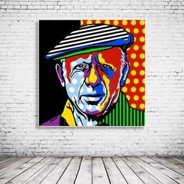 Pop Art Pablo Picasso
