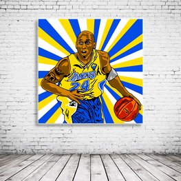 Pop Art Kobe Bryant