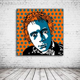 Pop Art Johnny Rotten