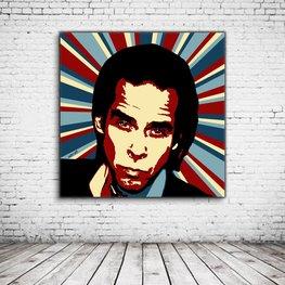 Pop Art Nick Cave