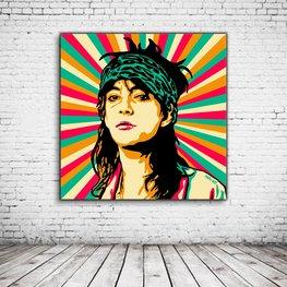 Pop Art Patti Smith