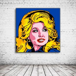 Pop Art Dolly Parton