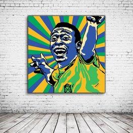 Pop Art Pelé