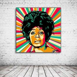 Pop Art Shirley Bassey
