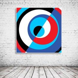 Wall Art Circle Abstract