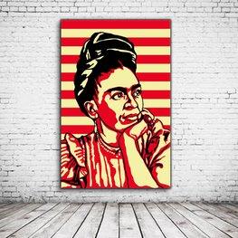 Pop Art Frida Kahlo