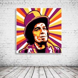 Pop Art Captain Beefheart