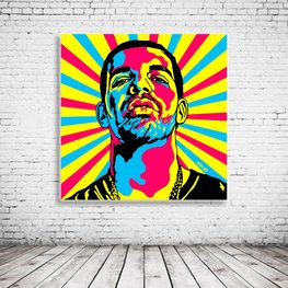 Pop Art Drake