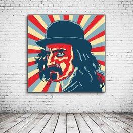 Pop Art Frank Zappa