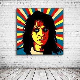 Pop Art Alice Cooper