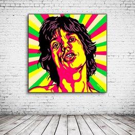 Pop Art Mick Jagger
