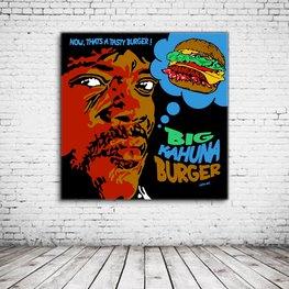 Pop Art Big Kahuna Burger