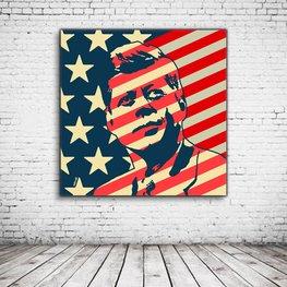 Pop Art John F. Kennedy