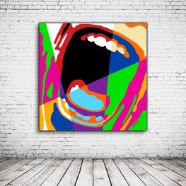Pop Art Shout