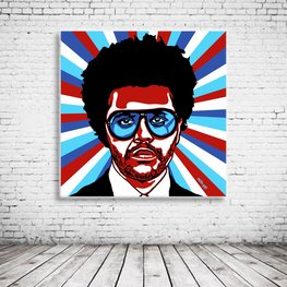 Pop Art The Weeknd