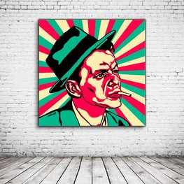 Pop Art Frank Sinatra