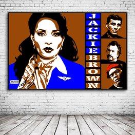 Pop Art Jackie Brown
