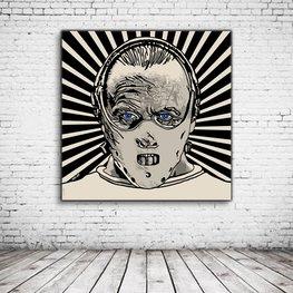 Pop Art Hannibal Lecter