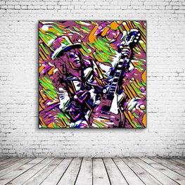 Pop Art Slash