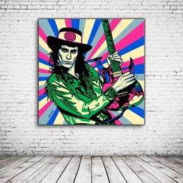 Pop Art Steve Vai